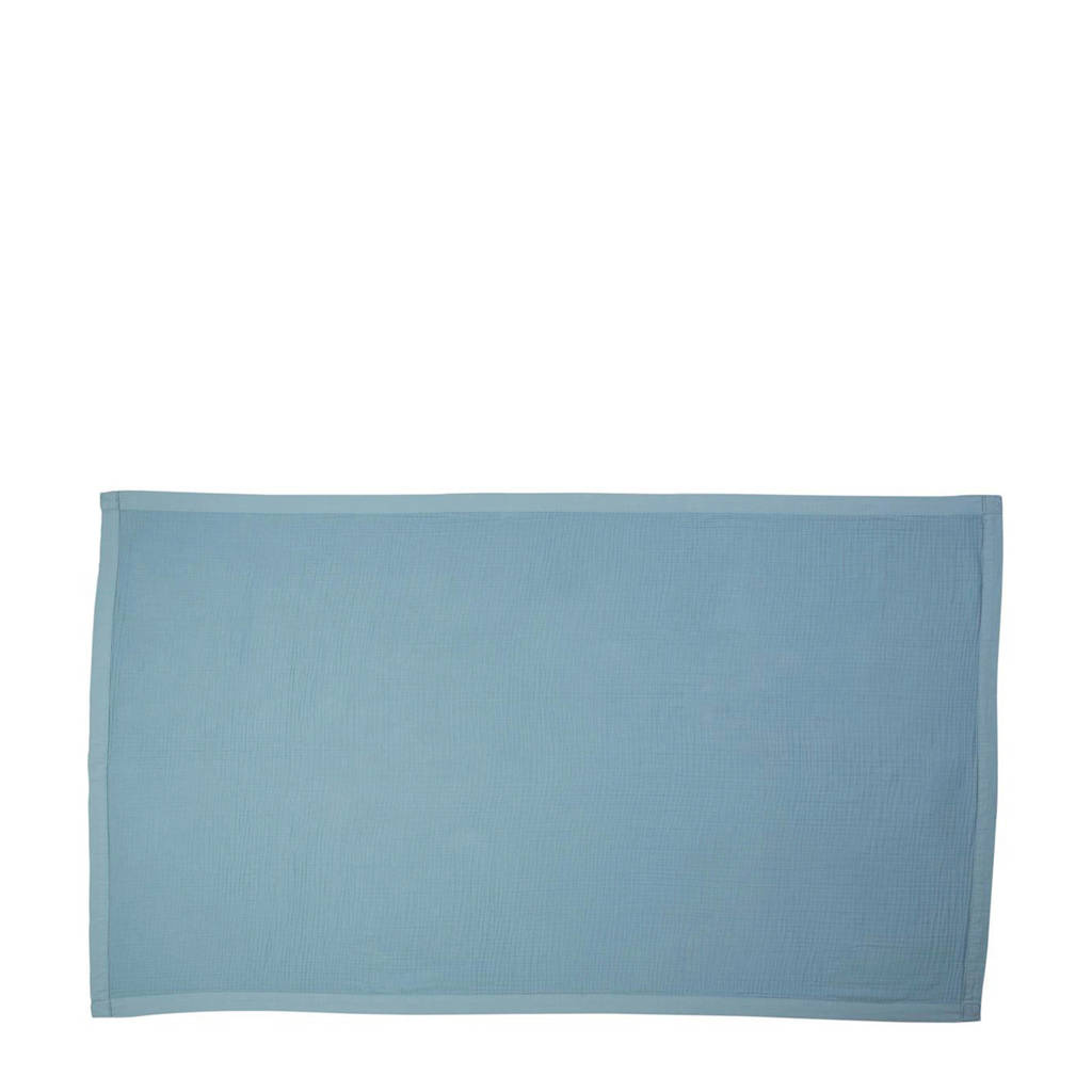 vtwonen handdoek Cuddle (100 x 180 cm) Blauw