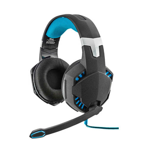 Trust 266915-0 7.1 bass vibration gaming headset