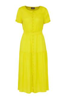 Yessica jurk geel