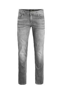 JACK & JONES PLUS SIZE slim fit jeans Tim grey denim, Grey denim