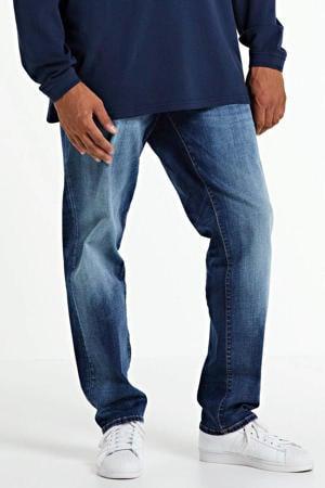 slim fit jeans JJITIM  JJICON Plus Size blue denim