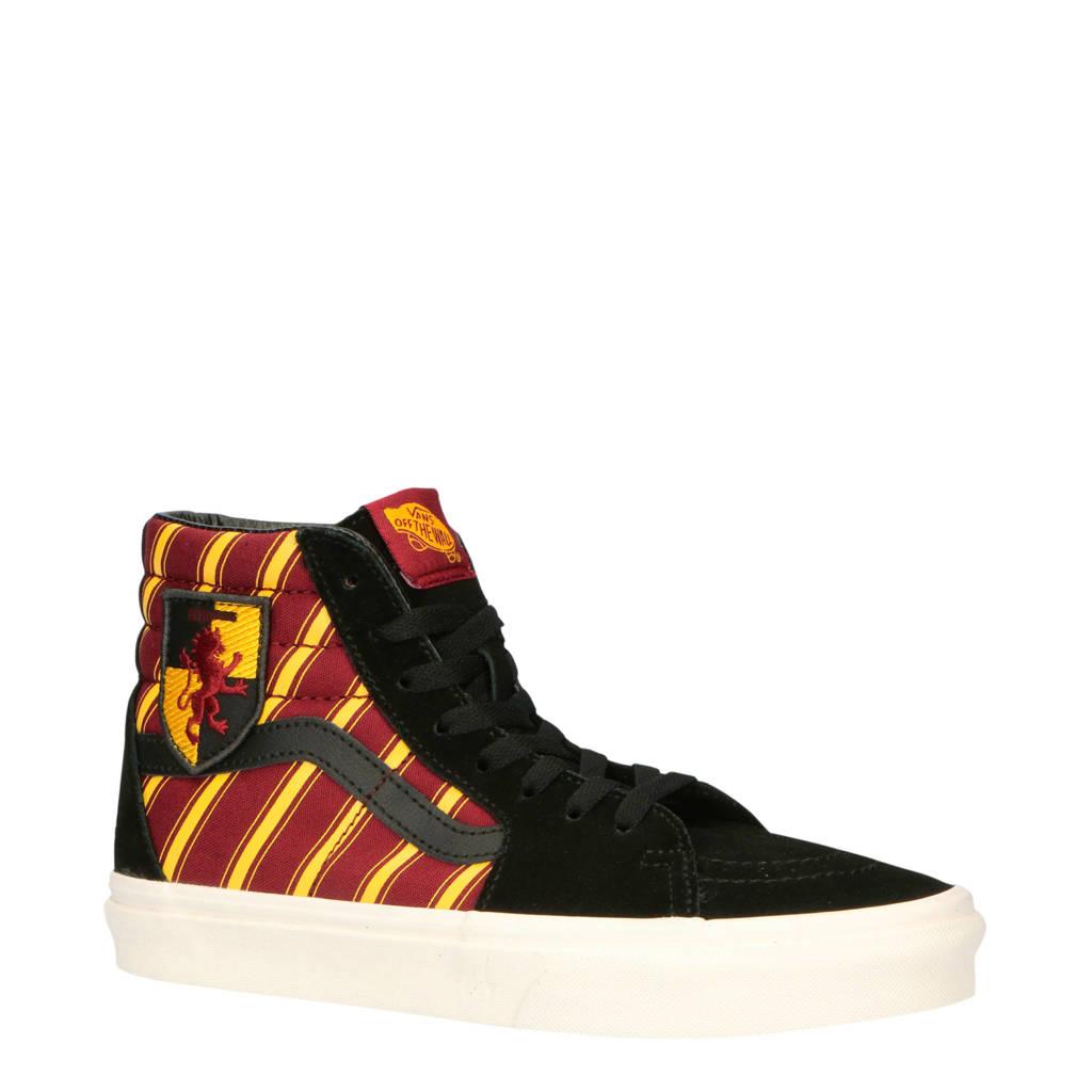 VANS UA SK8-Hi Harry Potter sneakers rood/geel/zwart, Rood/geel/zwart