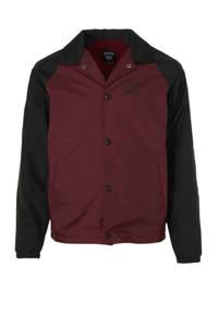 VANS Torrey Coaches Jack Harry Potter jas, Donkerrood/zwart