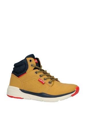 Levi's Kids  New Aspen Mid sneakers camel