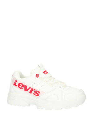 Levi's Kids Soho Low T  chunky sneakers wit