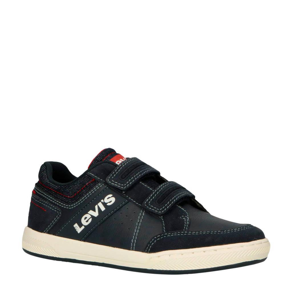 Levi's Kids  New Madison Low sneakers blauw, Blauw