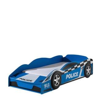 politieauto peuterbed Auto  (70x140 cm)
