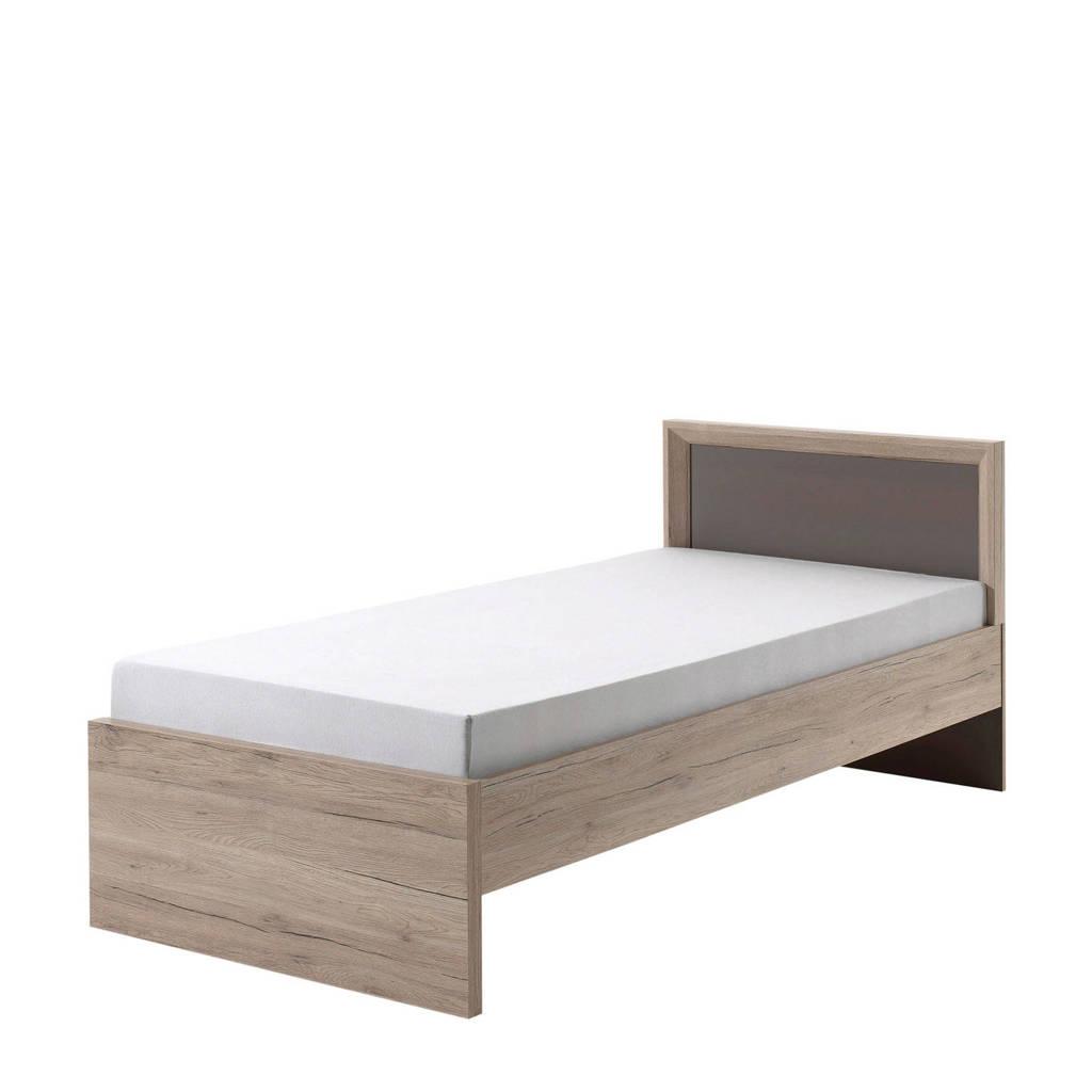 Vipack bed Emiel  (90x200 cm), Bruin