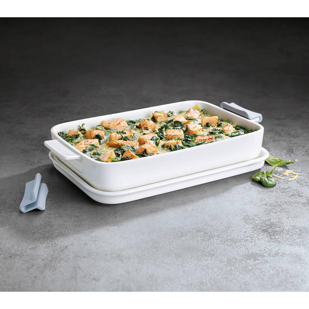 Villeroy En Boch Ovenschaal.Villeroy Boch Clever Cooking Ovenschaal 20x30 Cm Wehkamp