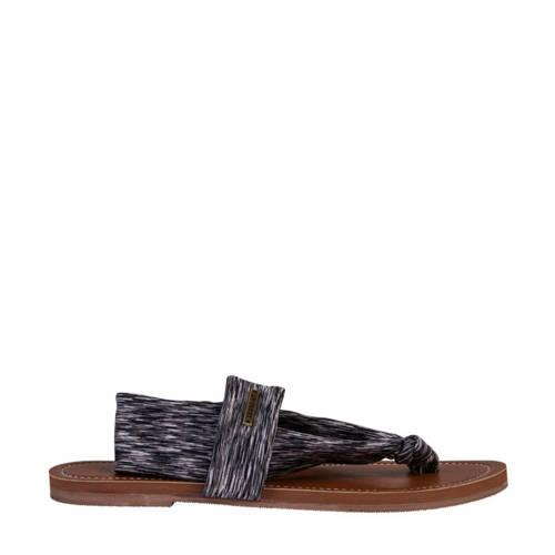 Protest Fovant 19 sandalen zwart-grijs