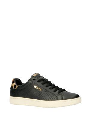 T306 LOW LEO PRF W sneakers zwart/panterprint