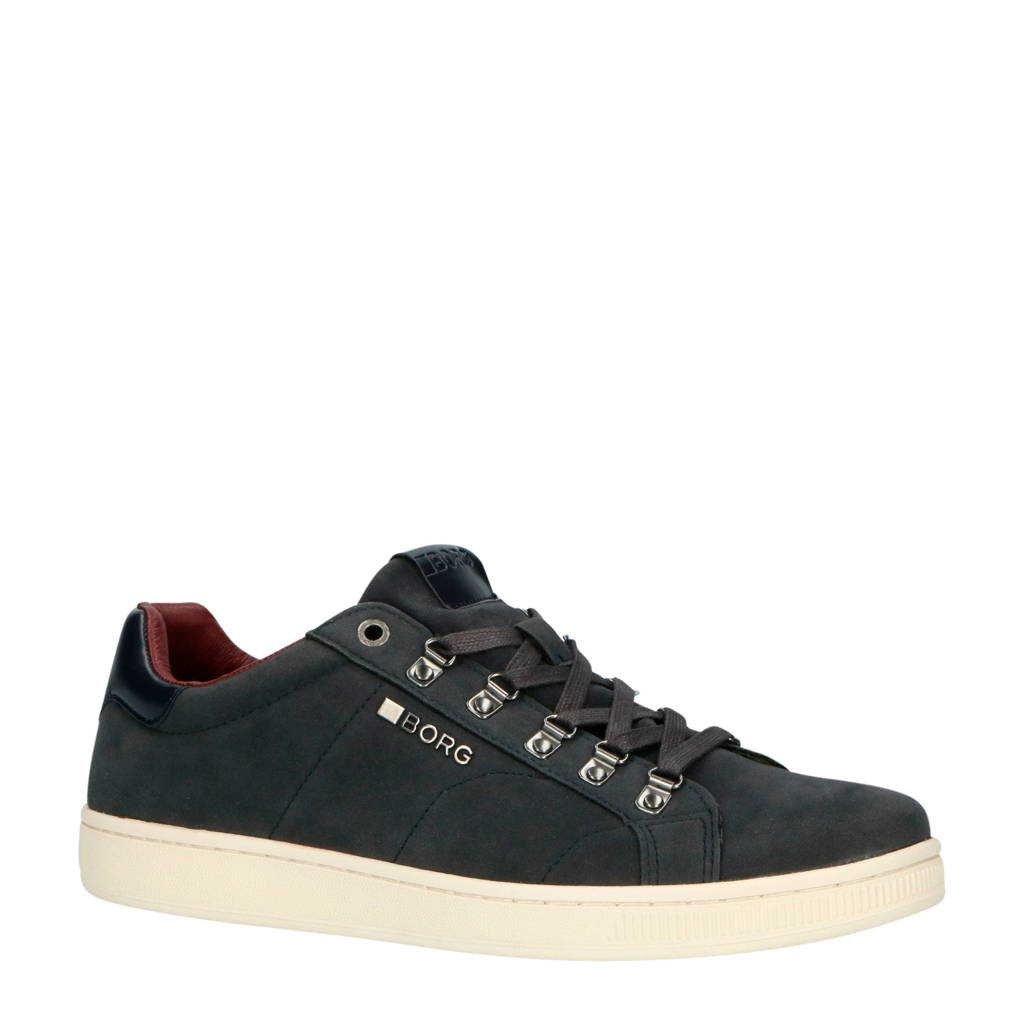 Björn Borg T306 LOW DR SUE M sneakers antraciet, Antraciet