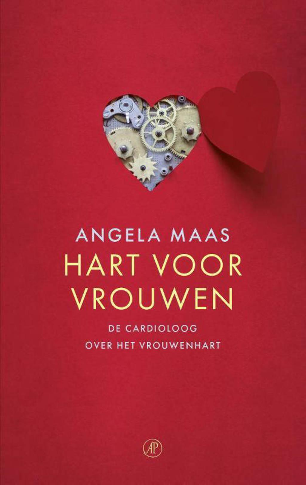 Hart voor vrouwen - Angela Maas