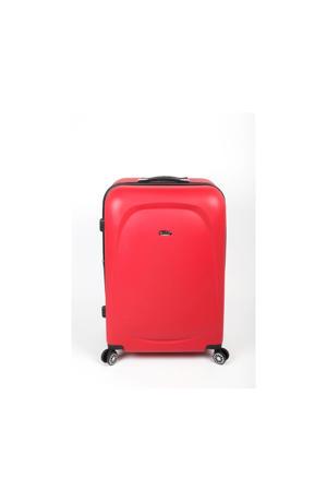 Samba koffer Samba 75 cm koraalrood