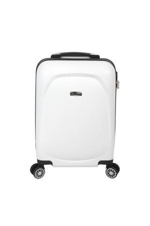 Samba koffer Samba 55 cm wit