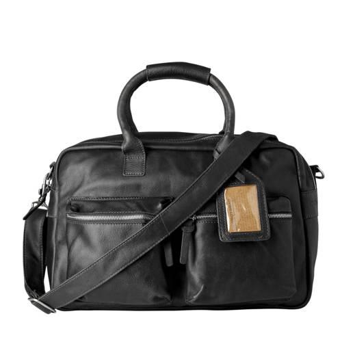 Cowboysbag Luiertassen The Diaperbag incl. matje Zwart