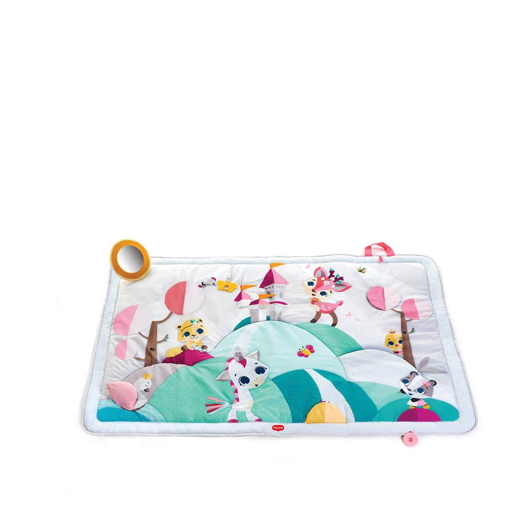 Tiny Love Tiny Princess Tales Super Mat speelkleed, Wit/blauw