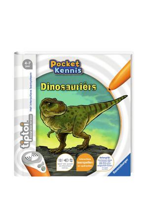 Pocket boek Dinosauriers