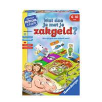 Ravensburger Wat doe je met je zakgeld? kinderspel