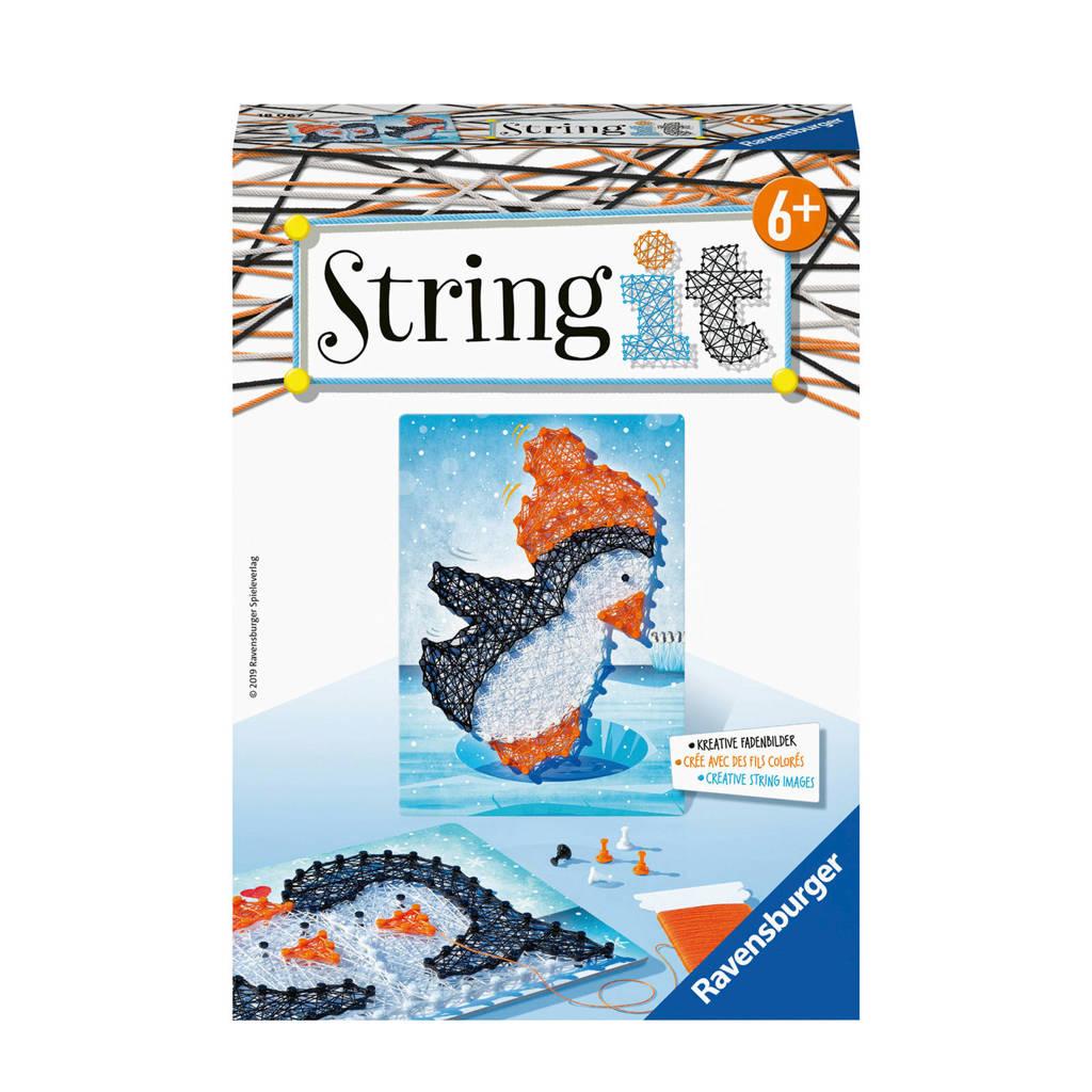 Ravensburger  String It mini pinguin