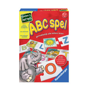 ABC spel kaartspel