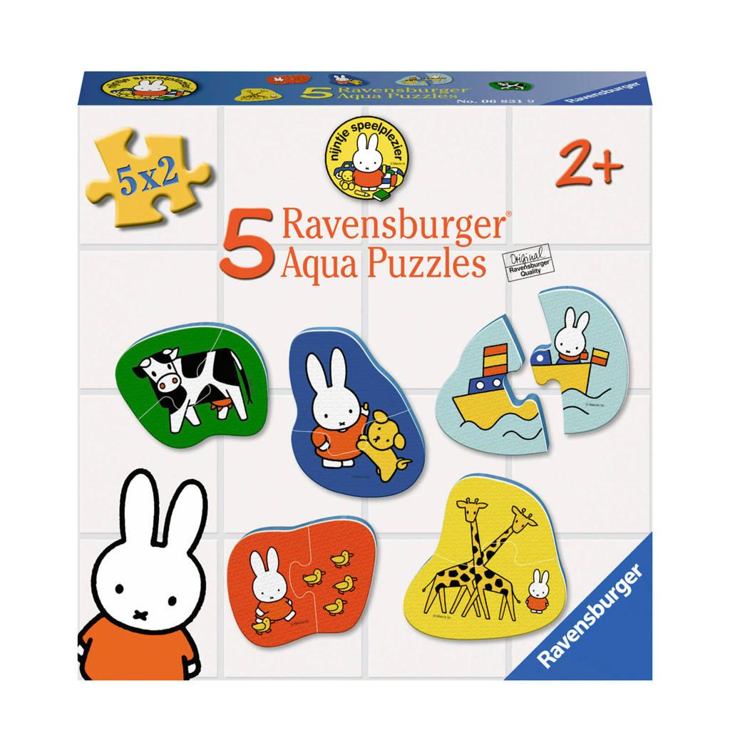 Ravensburger nijntje Nijntje foam puzzel