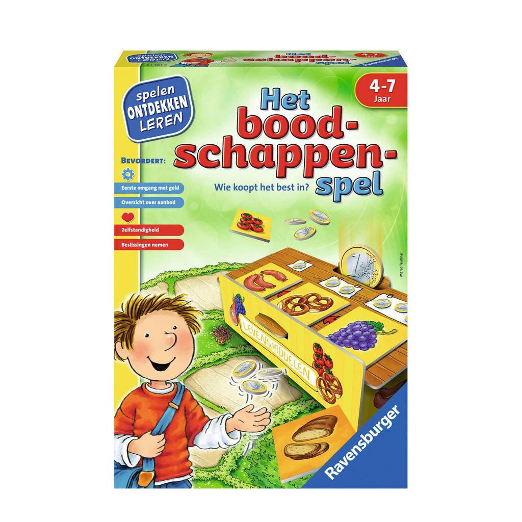 Ravensburger Boodschappen spel bordspel
