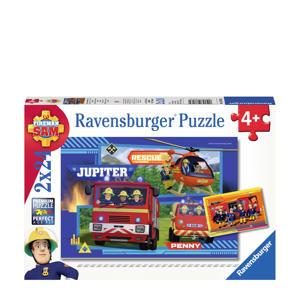 Brandweerman Sam Waterloop met Sam  legpuzzel 48 stukjes