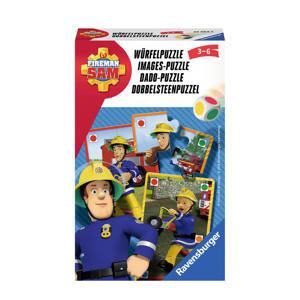 Brandweerman Sam pocketspel dobbelspel