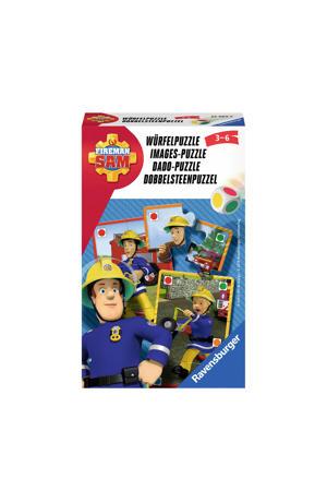 Brandweerman Sam pocketspel kinderspel