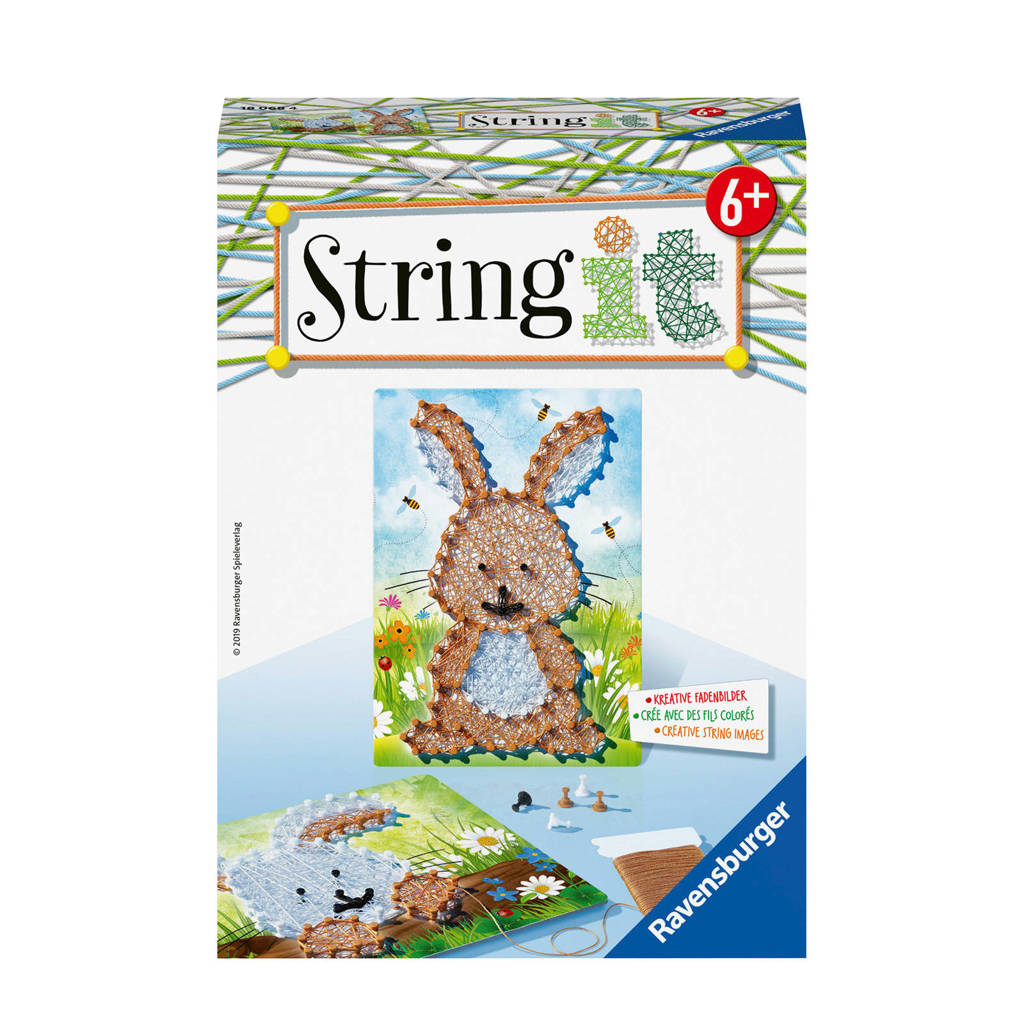 Ravensburger  String It mini konijn