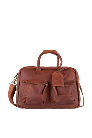 1380 15,6 inch The College Bag leren tas