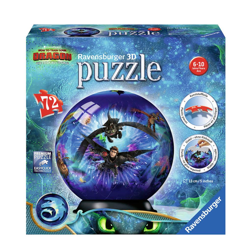 Ravensburger Dragons 3  3D puzzel 72 stukjes