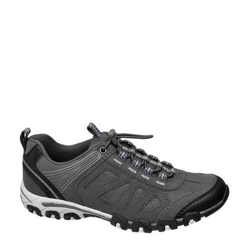 Landrover wandelschoenen grijs/zwart