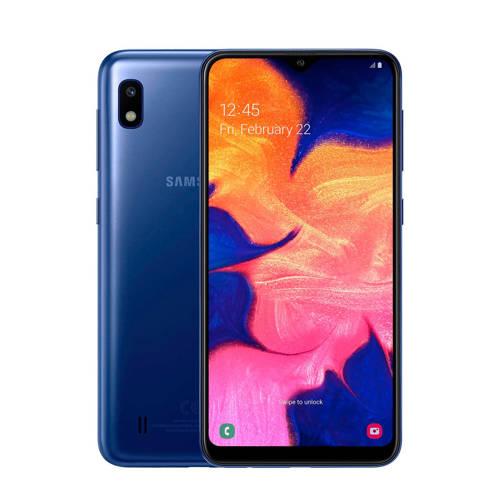 Samsung Galaxy SM-A105F 15,8 cm (6.2) 2 GB 32 GB Dual SIM 4G Blauw 3400 mAh