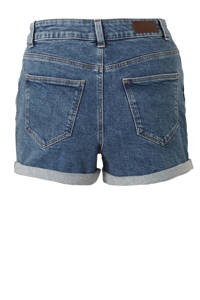 C&A Clockhouse high waist slim fit jeans short, Stonewashed