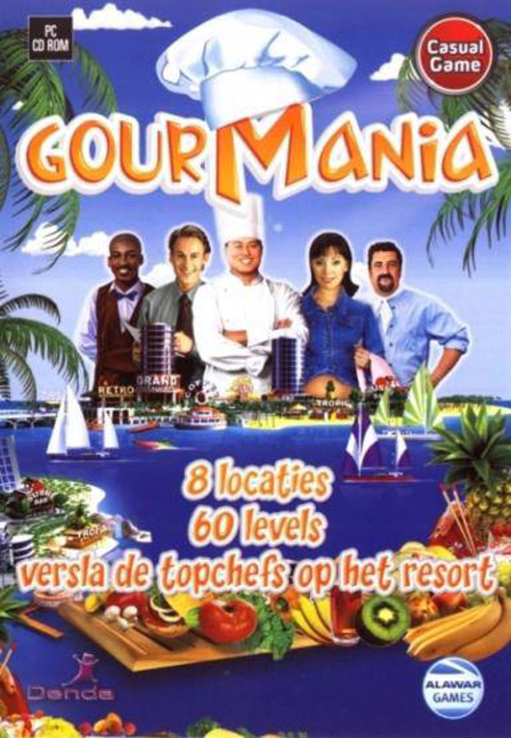 Gourmania (PC)