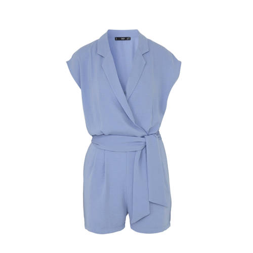 Mango playsuit middenblauw