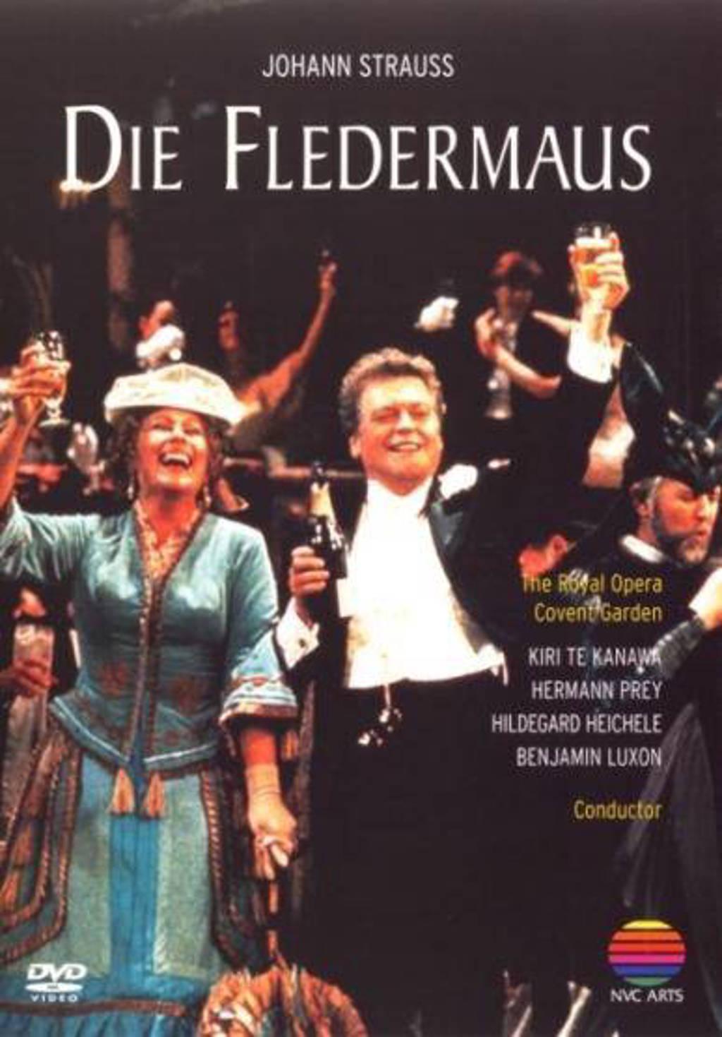 The Royal Opera Hous - Die Fledermaus (DVD)
