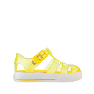 Tenis waterschoenen geel kids