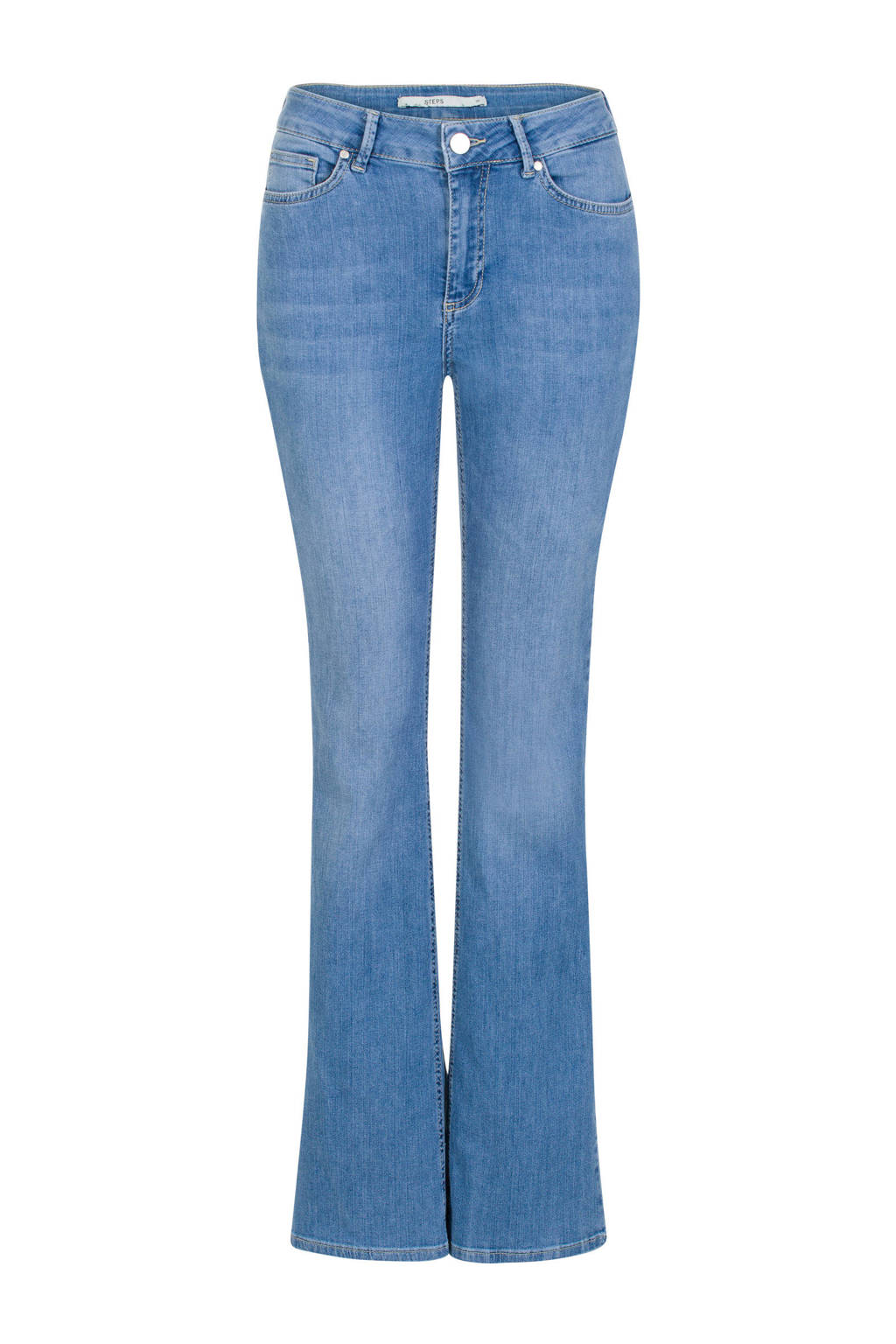 Steps bootcut jeans, Stonewashed