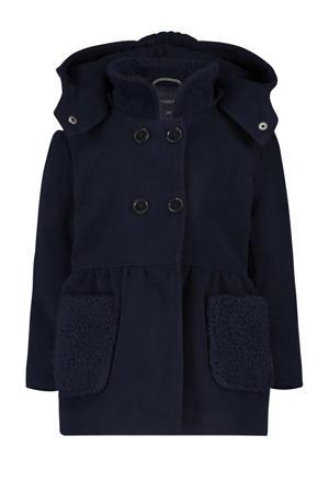 winterjas Bettendorf donkerblauw