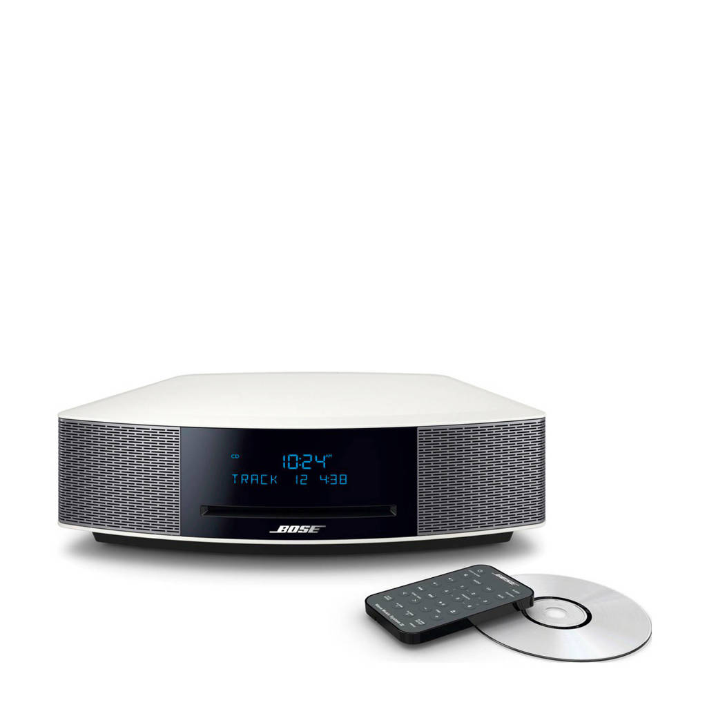 Bose WAVE IV muzieksysteem, Wit