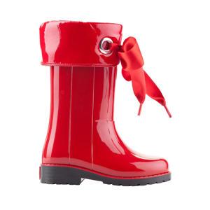 regenlaarzen rood