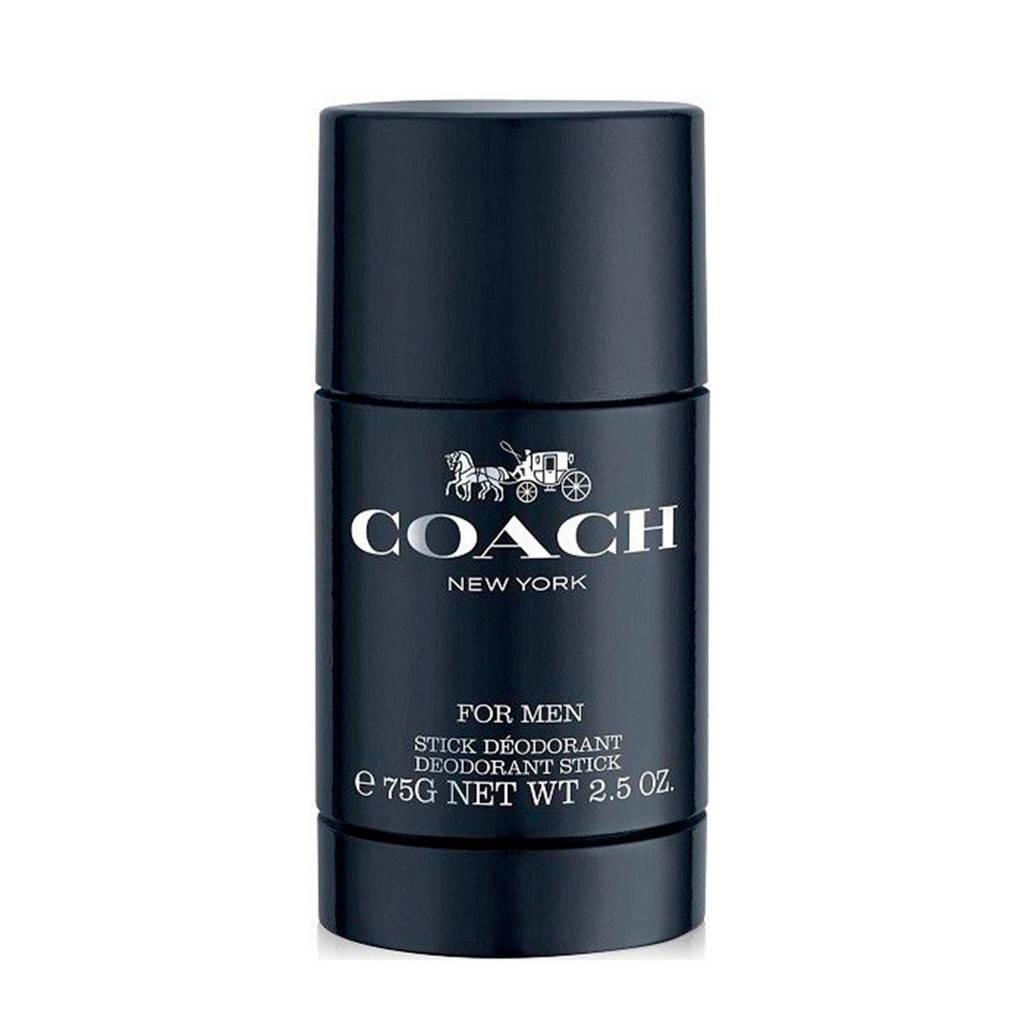 Coach For Men deodorant stick - 75 gram
