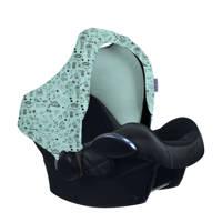 Dooky zonnekap autostoel 0+ aqua, aquablauw