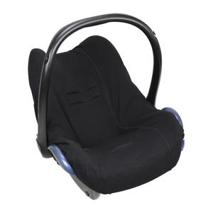 autostoelhoes 0+ zwart