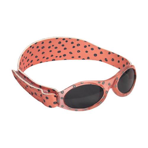 Dooky zonnebril met all over print roze