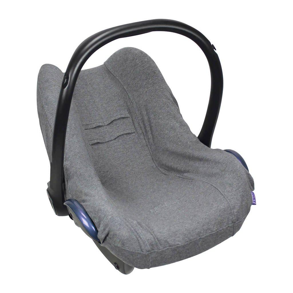 Dooky autostoelhoes 0+ grijs, Grijs