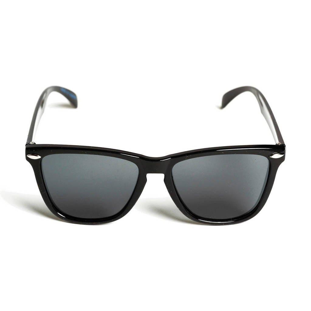 BabyBanz JuniorBanz zonnebril Flyer zwart, Zwart